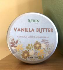 Karitejevo maslo vanilija 😊 NOVO!