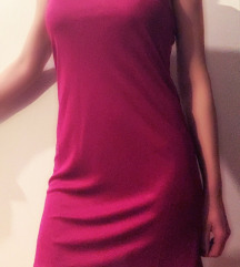 Vijolicna poletna obleka - tunika Liu jo