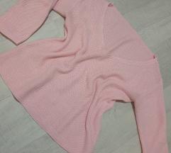 Oversize pulover uni