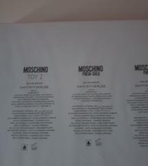 Parfum Moschino mini set