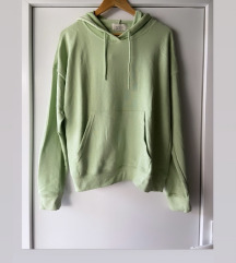 Pull&Bear mint pulover NOVO