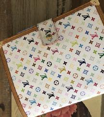 Louis Vuitton Agenda GM multicolor s polnili