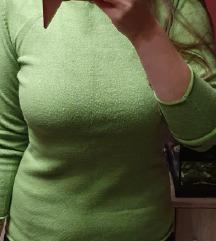 Nova mehka zelena majčka