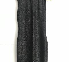 Črna svečana obleka