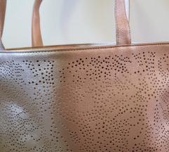 Zlata torba z izrezlnanimi posebnimi motivi