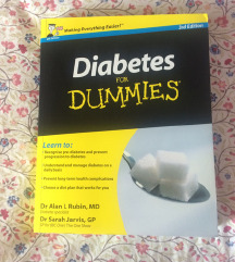 NOVA Knjiga Diabetes for Dummies