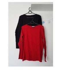 2x pulover 36/38 (s ptt!)