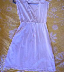 Nova bela obleka S