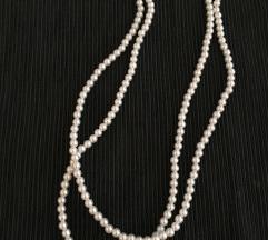 Daljša verižica s perlami