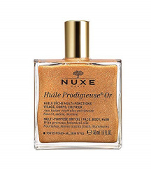 Nuxe shimmering dry oil