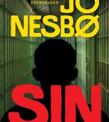 Leposlovje/kriminalka Jo Nesbo: Sin (NOVA)