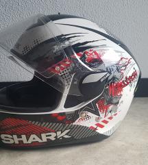 Čelada Shark Skwal (motoristična)