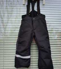 H&M št. 104 ( 3 - 4 leta ) smučarske hlače