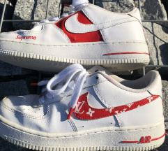 Nike air force 1-custom made