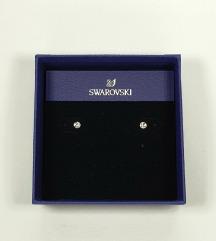 NOVO! Minimalistični Swarovski uhani