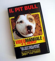 Pit Bull - VHS video priročnik o pit bullih