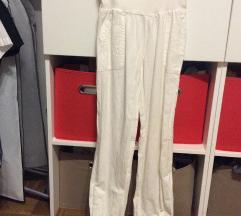 Bele hlače s/m