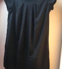 NOVA Črna obleka