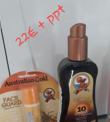 Australian Gold kremici s spf