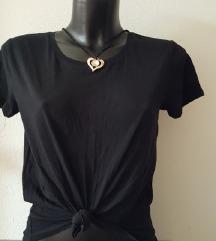 Zara črna majica S