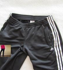 Adidas original črno-bela trenirka