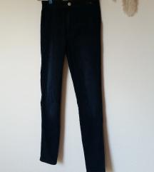 super skinny leg jeans, xs - s