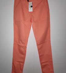 Adidas Original nove chinos hlače visok pas