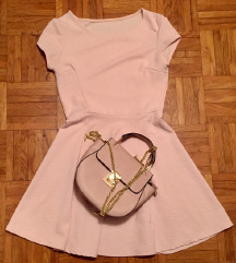 Komplet oblekca S/M +  torbica