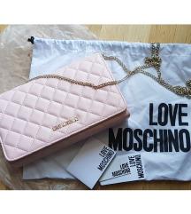 LOVE MOSCHINO:original torbica