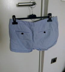 Kratke črtaste hlače H&M