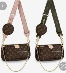 3v1 Multipochette bag