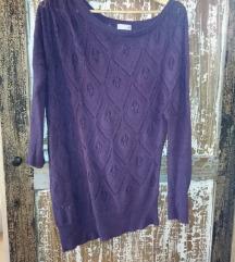 Daljši asimetričen pulover