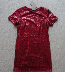 Mini sequin oblekica