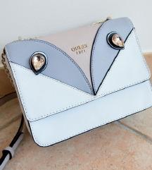 NOVA Guess barvna torbica