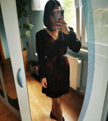Svilena obleka