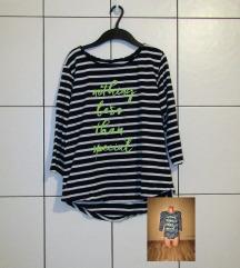 high-low mornarska majica
