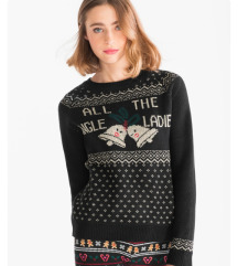 Praznični pulover