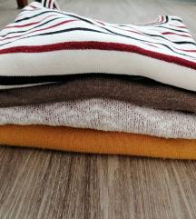 Komplet puloverjev M