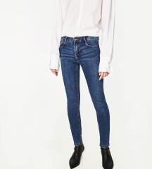 Nove Zara jeans hlače