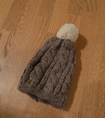 Zimske pletene kape