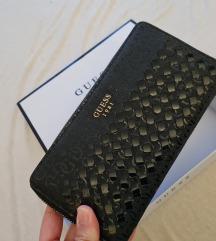 Guess in DKNY denarnici