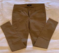 Rjave hlače Ann Christine