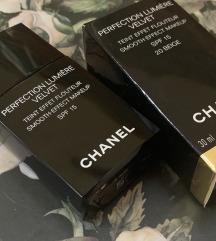 NOV Chanel Velvet Lumiere puder 020