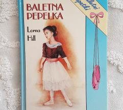 Knjiga: Baletna pepelka
