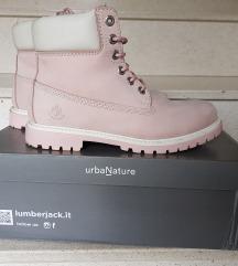 LUMBERJACK pink/white vel.39