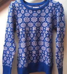 Zimski volnen pulover