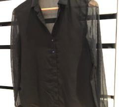 ZARA prosojna bluza