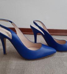 Alisha usnjeni modri čevlji (org. cena 99.95€)