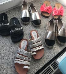 Poletni čevlji (vse novo)