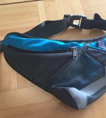 Športna torba za okoli pasu